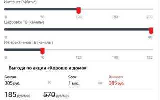 Тарифы на интернет от Акадо