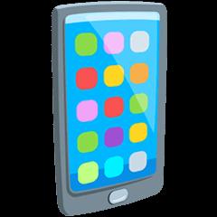 Мобильный телефон Эмодзи в Messenger